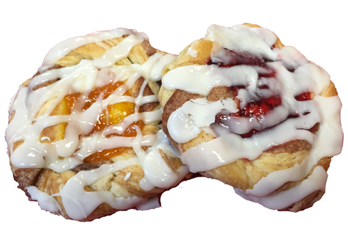 Danish Pastry (Fruit or Cinnamon Pecan)