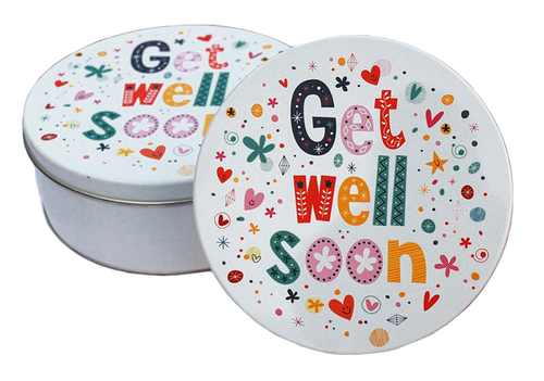 Get Well Cookie Sampler