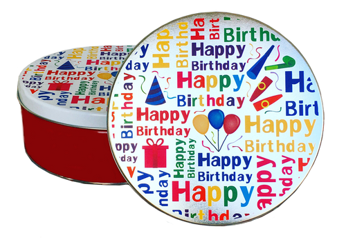 Happy Birthday Cookie Sampler