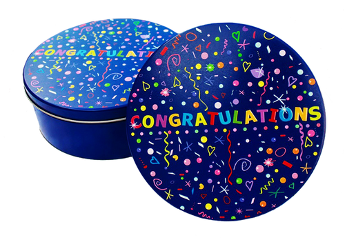 Congratulations Cookie Sampler