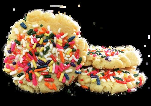 Sprinkle Sugar Cookies