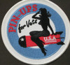 Pin-Ups For Vets Bomb Girl Patch
