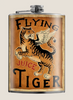 """FLYING  TIGER""  FLASK"