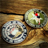 Pin-Ups For Vets Challenge Coin