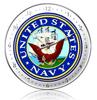 """U.S.  NAVY ""  CLOCK"