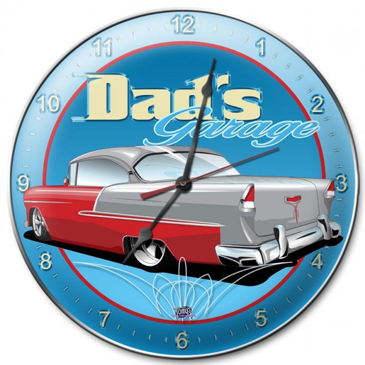 chevy clock