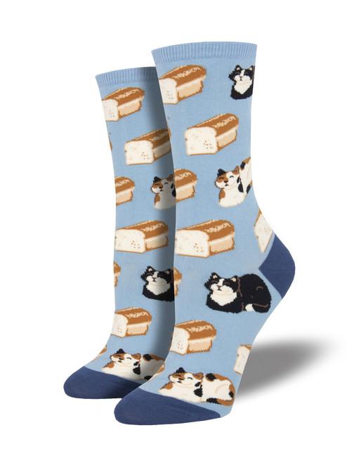 Cat Loaf Women's Socks