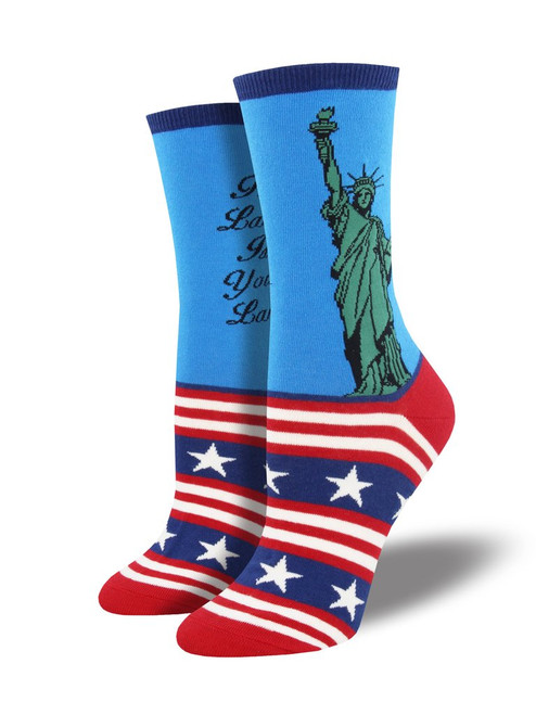 Lady Liberty Women's Socks