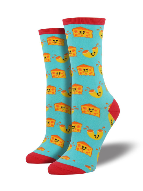 Mac N Cheese Women's Socks