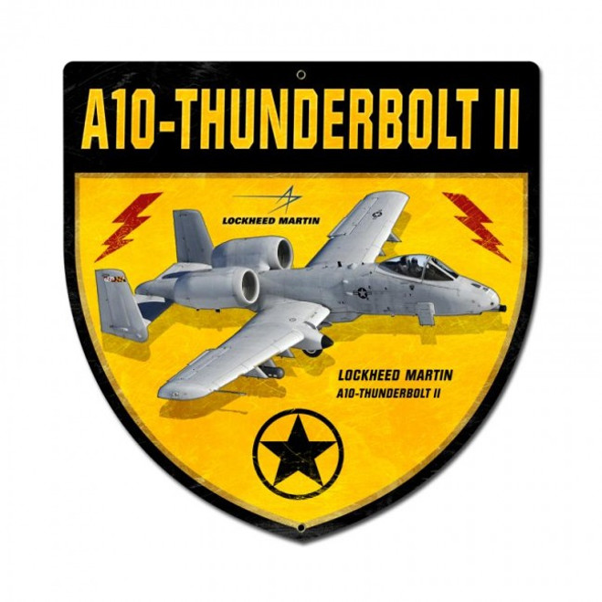 A-10 Thunderbolt Shield