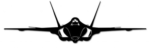 F-35 Steel Cut-out