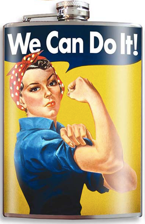 """""""WE  CAN  DO  IT""""  FLASK"""