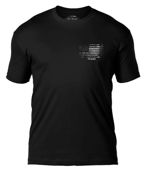 """Land of the Free""  Men's Patriotic T-Shirt"