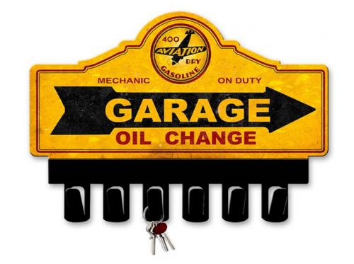 """Aviation Dry Gasoline""----- Key Hanger"