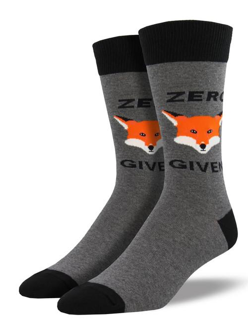Men's Zero Fox Given Socks
