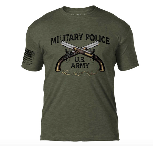 ARMY MILITARY POLICE-- SHIRT