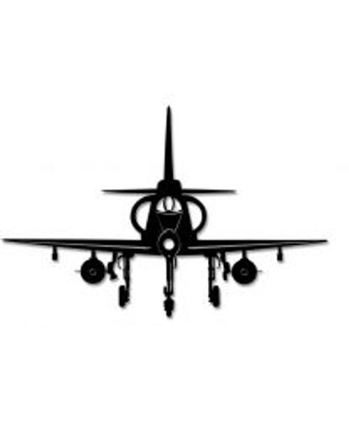 A-4 Skyhawk Steel Cut-Out
