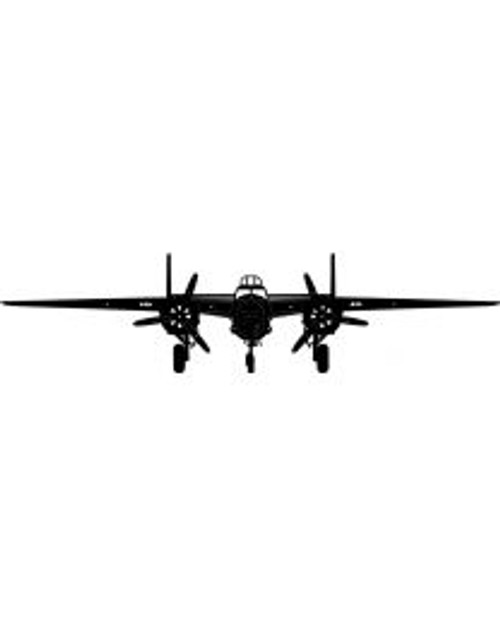 B25 Mitchell Steel Cut-Out
