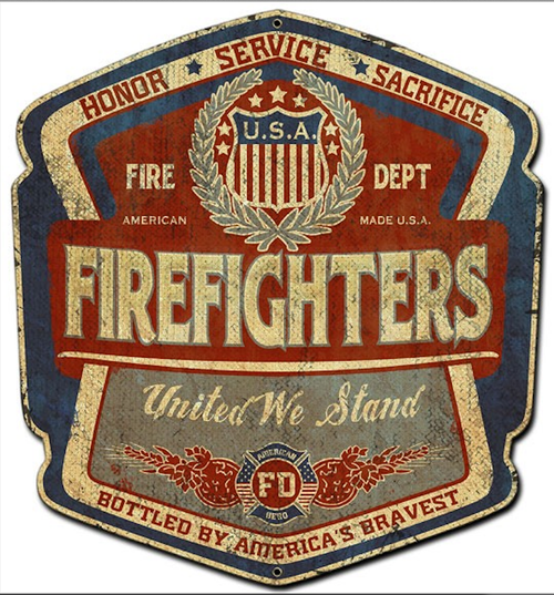 """FIREFIGHTERS  UNITED"""
