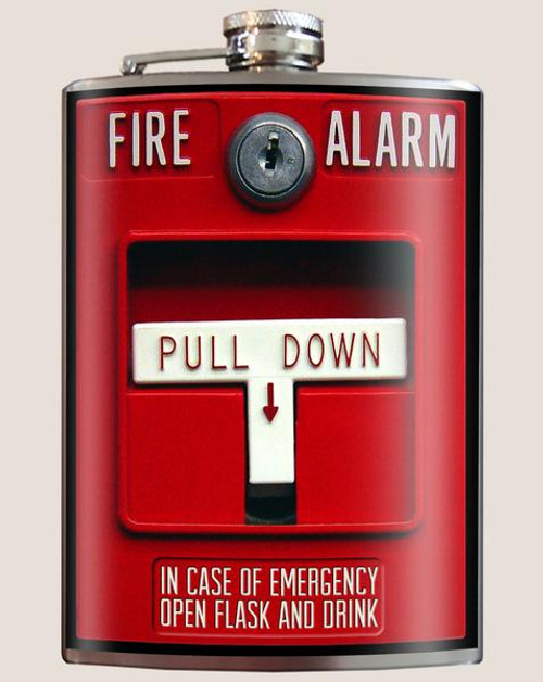 """FIRE  ALARM""  FLASK"