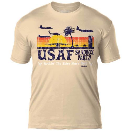 U.S.  Air Force  'Sandbox Party'  T-Shirt