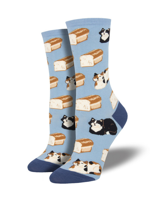 Cat Loaf Women's Socks