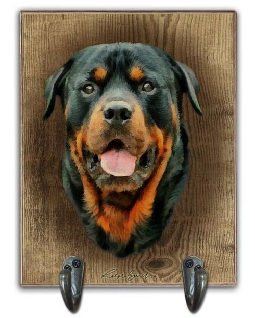 DOG LEASH  HOLDER WITH HOOKS