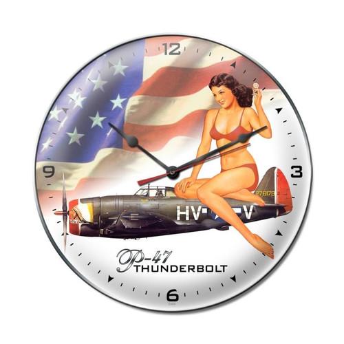 P-47  THUNDERBOLT  PINUP  GIRL