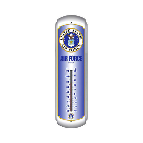 """AIR FORCE THERMOMETER"""