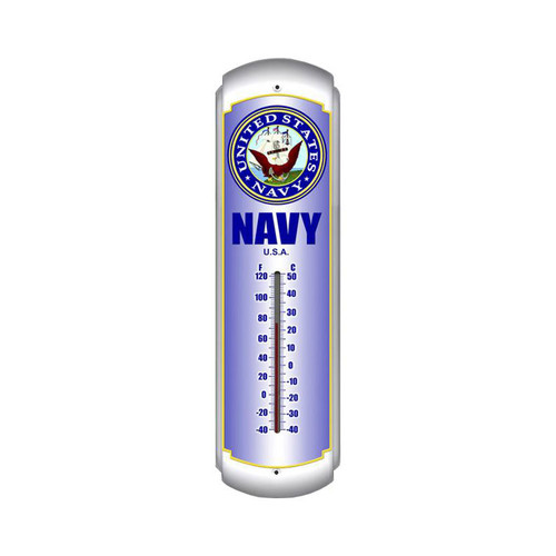"""NAVY  THERMOMETER"""
