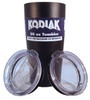 CLEARANCE - 20oz Kodiak Tundra Tumbler w/ 2 Lids - Powder Coated Stainless - FREE SHIPPING!