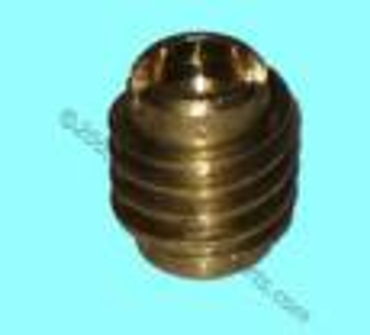 1/4-28 Brass Threaded Insert