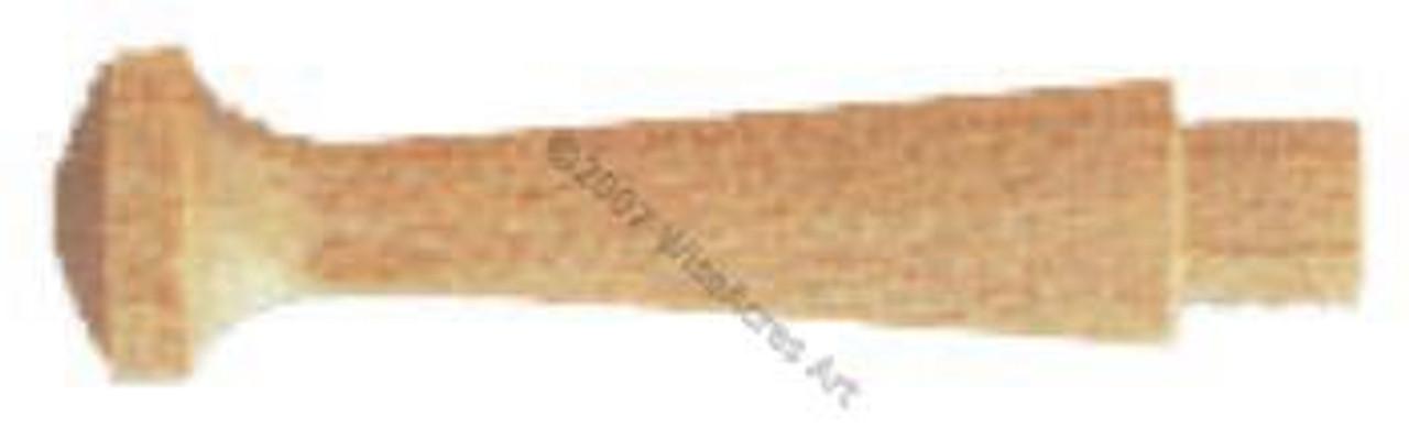 1-3/4 Inch Birch Shaker Peg