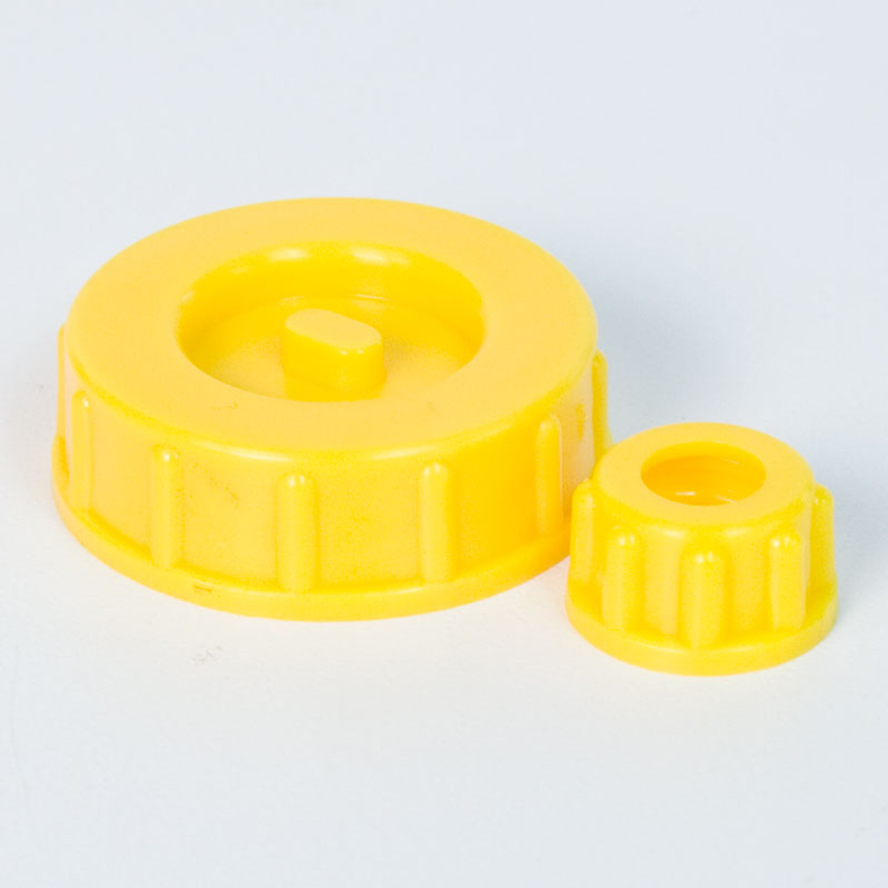 lid and ring for glu bot