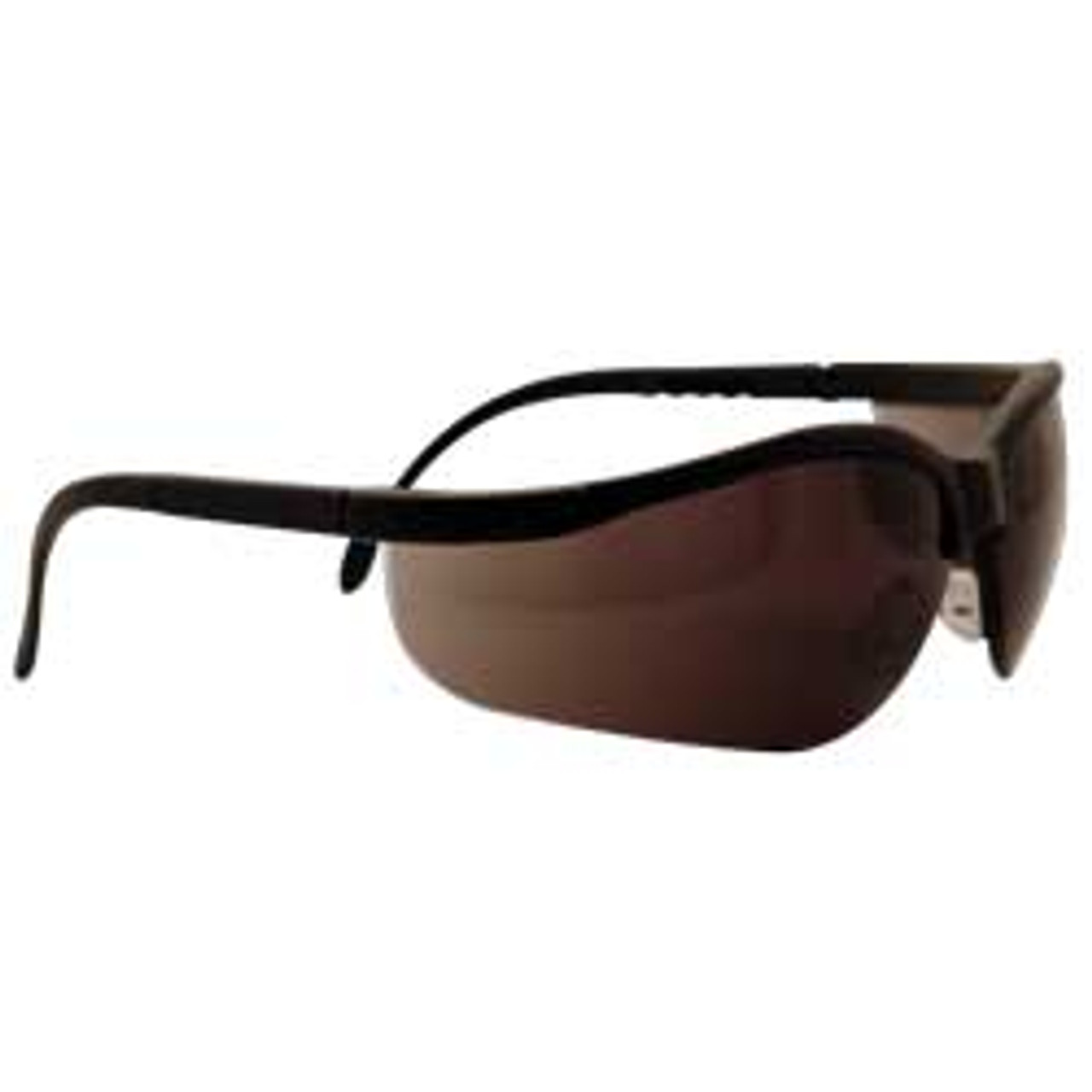 Bi-Focal Tinted Magnification Safety Glasses
