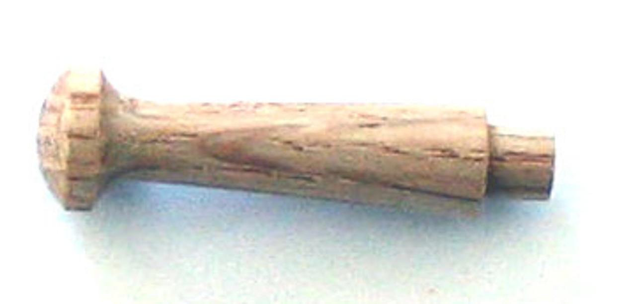 Oak 1-3/4 Inch Shaker Peg