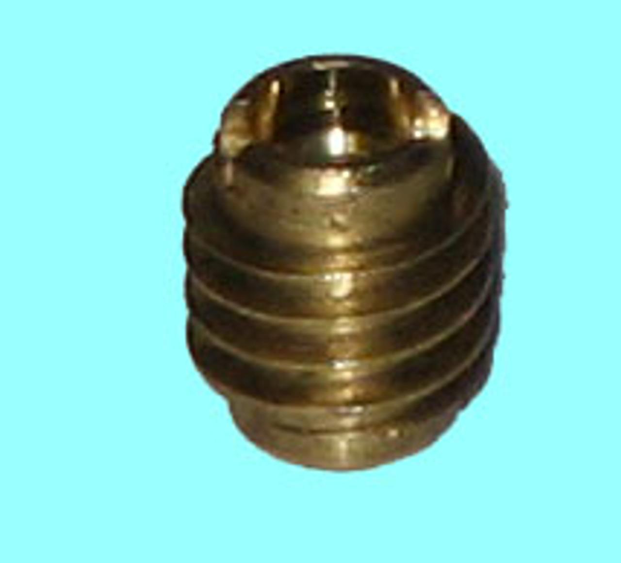10-32 Brass Threaded Insert Ez Lok