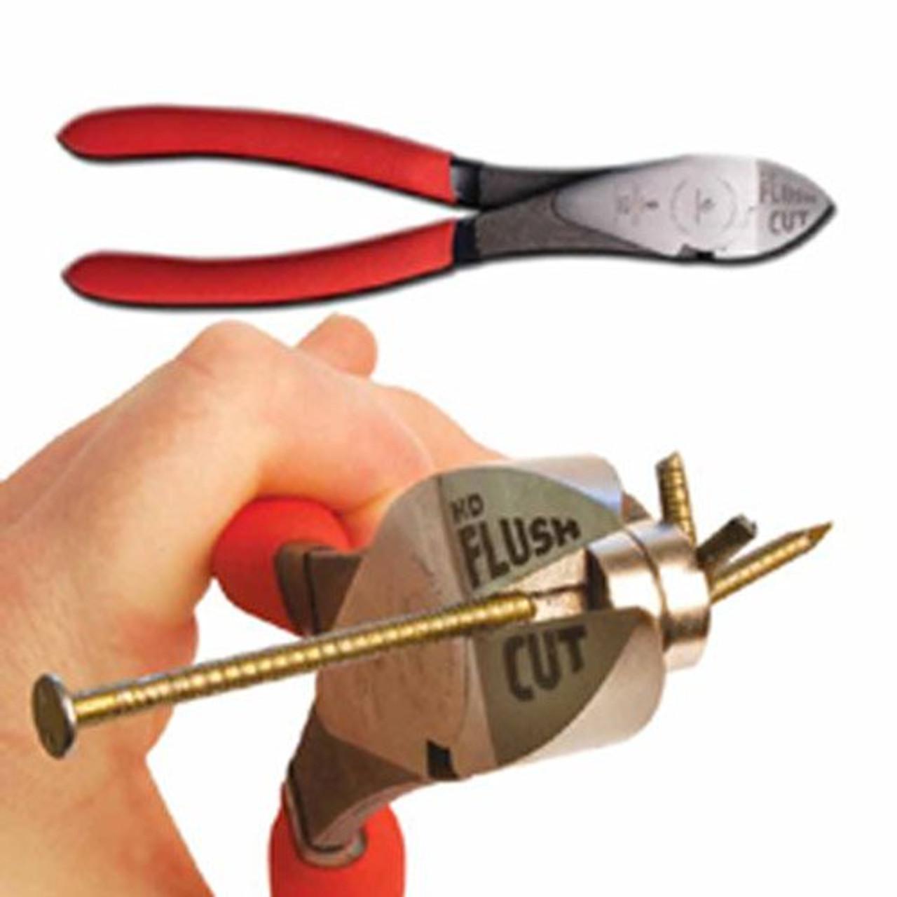 Fastcap PLIERS-HEAVY Heavy-duty Flush Cut Trimmers Pliers