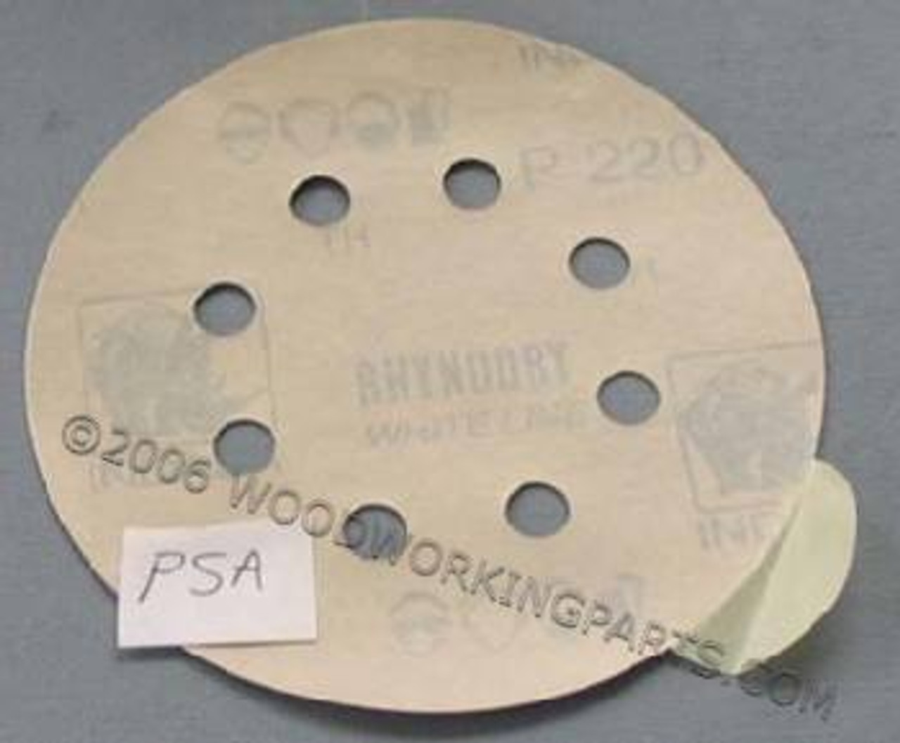 5 inch 8 hole psa sanding discs