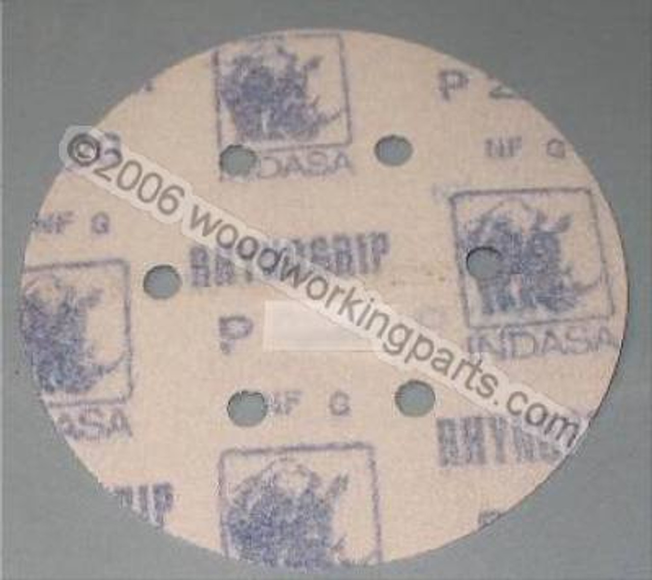 6 Inch 6 Hole H&L Sanding Disc