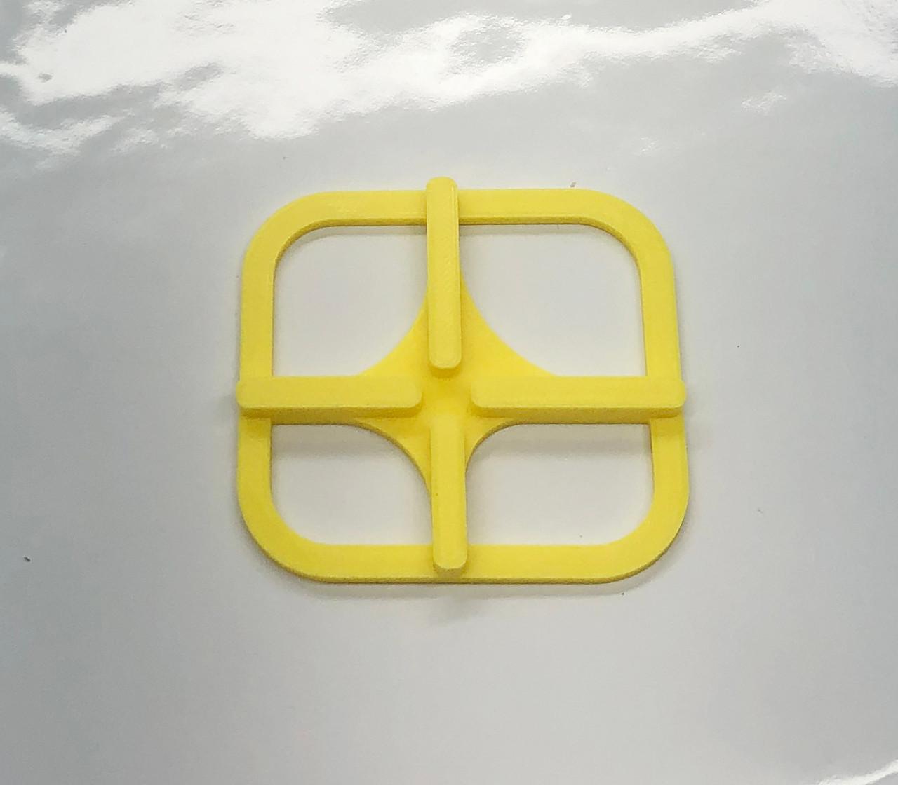 Corner Rounder Template