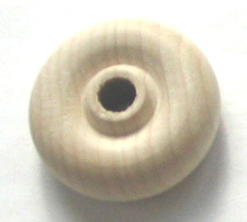 1-1/4 Hardwood Faced Wheel
