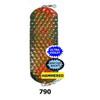 "Silver Horde Gold Star Dodger Size #0 (8"") Hammered Stock 4960 000 Series CHOOSE YOUR COLOR!"