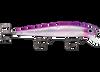 """DJM 673 DP """"JR"""" T-Stick MF Ghost Purple UV"""