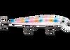 "DJM675 DP ""JR"" T-Stick MF Ghost Wonder Bread UV"