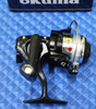 Okuma Ultralight Ice Fishing Spinning Reel Pre-spooled Model 10 FS-10