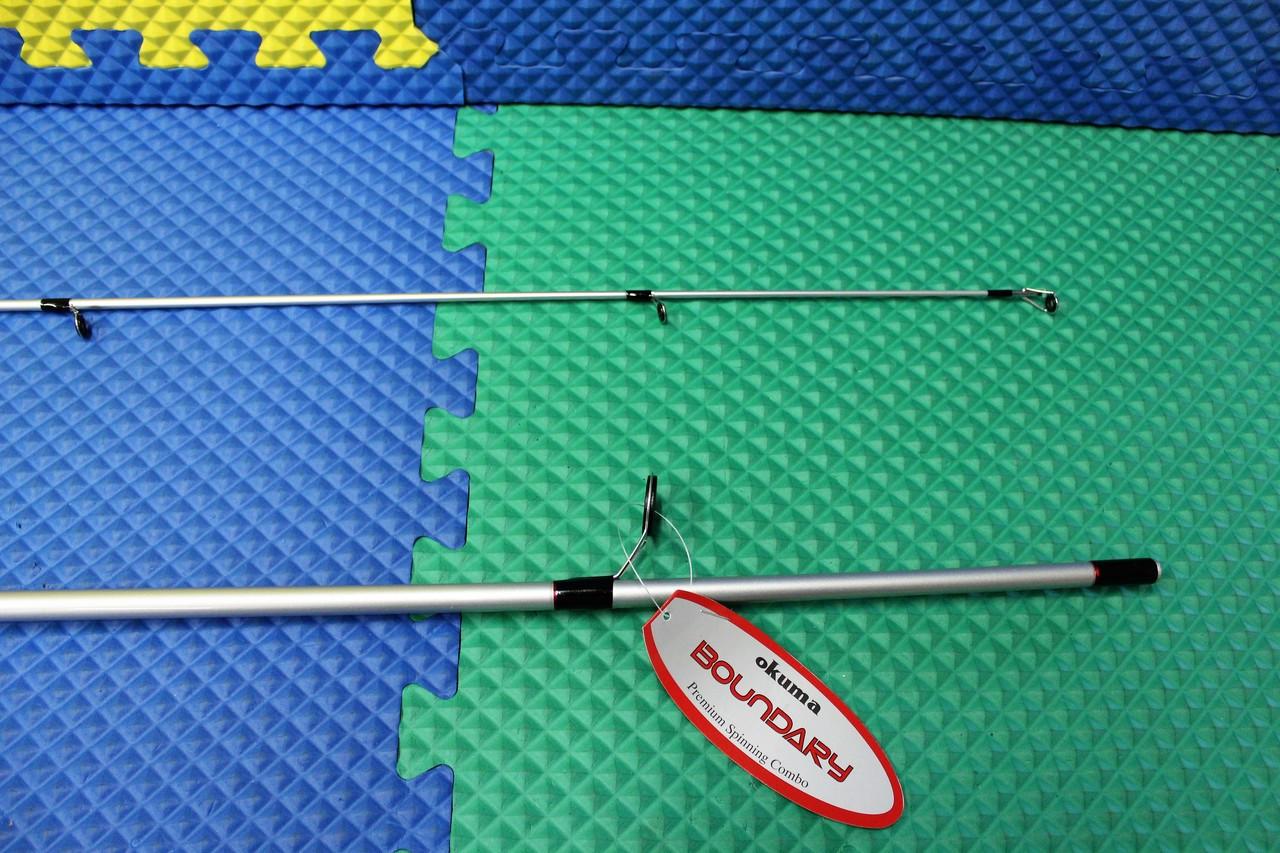 "Okuma Boundary Spinning Combo 6' 6"" Rod BD30 Reel B-S-662-30"
