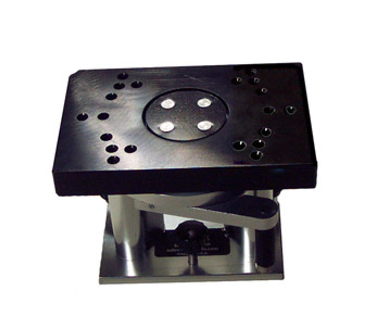 Bert's Custom Tackle SB-3 Swivel Mount Base Rotating With Gear Lock MF2979