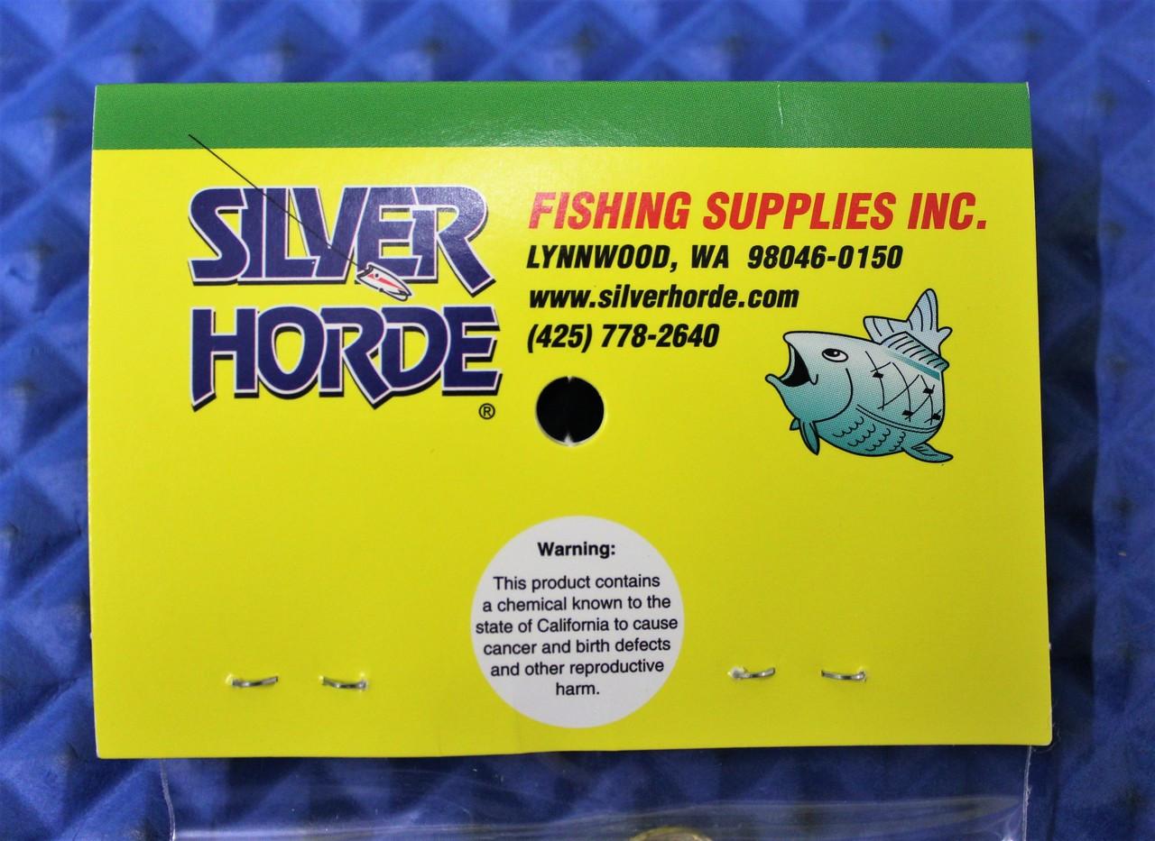 "Silver Horde Gold Star Dodger Size #0 (8"") 4950 000 Series CHOOSE YOUR COLOR!"