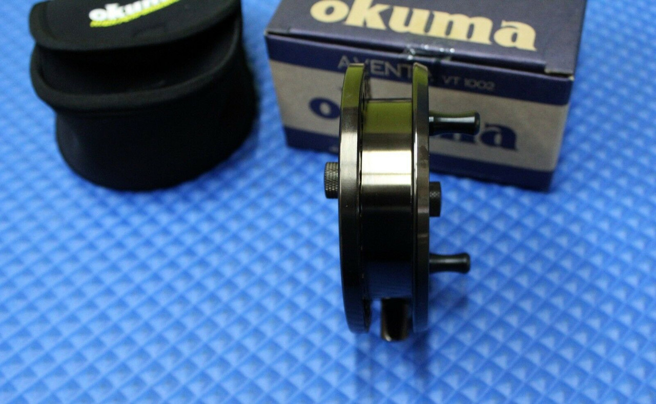 Okuma Aventa Float Reel VT-1002